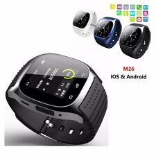 CHEAP M26 Bluetooth Wrist Smart Watch Phone Mate For iPhone Android IOS Samsung