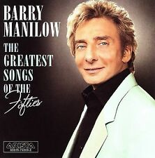 Barry Manilow Greatest Songs of 50s CD New/Sealed Venus Beyond the Sea Fifties