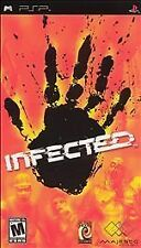 Infected UMD PSP GAME SONY PLAYSTATION PORTABLE