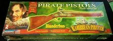 Lindberg Authentic Caribbean Pirates Blunderbus Pistol Plastic Model Kit 1/1