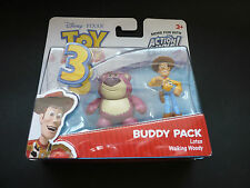Disney Toy Story 3: Buddy Pack - Lotso & Walking Woody - 2009 Action Links