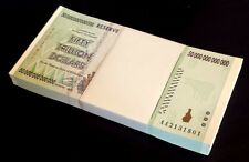 �� ZIMBABWE 100 * $50 Trillion banknote UNCIRCULATED. Wholesale (100 pieces)
