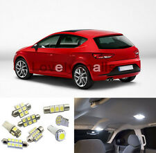 New white Interior LED Light Package for Mazda 3 Sedan Hatchback 2010 11-2013
