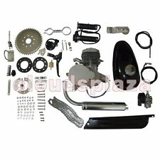 80cc 2 Cycle GAS Engine Motor Kit for Motorized Bicycle Bike Engine kits