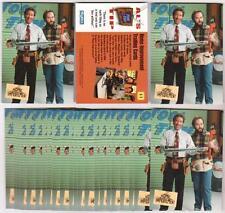 Lot of 25 1994 Skybox HOME IMPROVEMENT #S1 Promo Cards Tim Allen + Al