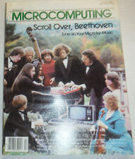 Kilobaud Microcomputing Magazine Micro For Music December 1980 120414R