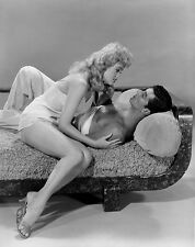Karen Steele & Ray Danton rise and fall of Legs Diamond  - 8 1/2 X 11