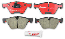 BREMBO Street Disc Brake Pad Set - FRONT - For BMW E90 325i 325xi 328i 328xi
