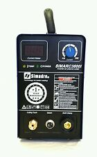 SIMADRE POWER CT3600i IGBT 36A DC INVERTER PLASMA CUTTER 220V NOT WORKING
