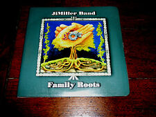 JiMiller Band - Family Roots 2003 2 CD Cleveland Jam Band Oroboros NM Jim Miller