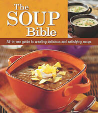 The Soup Bible-ExLibrary
