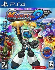 MIGHTY NO. 9 PS4 ACTION NEW VIDEO GAME