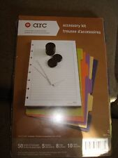 M BY STAPLES ARC CUSTOMIZABLE NOTEBOOK SYSTEM  ACCESSORY KIT 28420