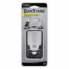 Nite Ize QuikStand Mobile Device Stand Universal Adjustable Smartphone Holder