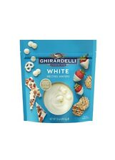 Ghirardelli Chocolate white melting wafers 10 oz
