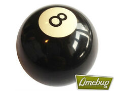 Black 8 Ball Billiard Pool Gearstick Solid Large Shift Gear Knob VW T1 Beetle T2