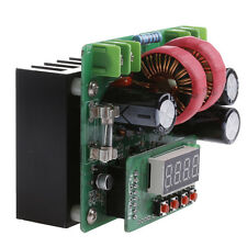 Digital-controlled 10A 400W constant voltage constant current DC boost Converter