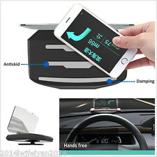 Universal Car GPS Navigation HUD Head Up Projection Display Phone Bracket Holder