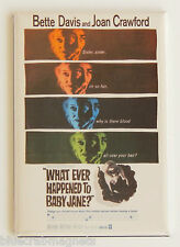 What Ever Happened to Baby Jane? FRIDGE MAGNET (2.5 x 3.5 inches) movie poster
