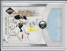 11-12 Limited Ryan Miller Crease Cleaners # 17 #d/199