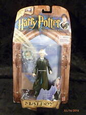 2001 MATTEL MALFOY HARRY POTTER SLYTHERIN WIZARD COLLECTION SORCERERS STONE NOS