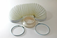 PORTABLE AIR CON UNIT 3 METRE VENT HOSE + 3M EXTENSION KIT 33548 33790 33675