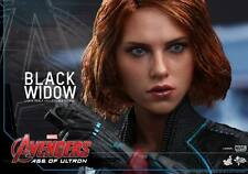 Hot Toys Black Widow Avengers Age of Ultron MMS288 Scarlett Johansson New/Sealed