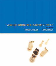 Strategic Management and Business Policy (10th Edition)