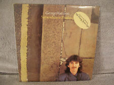 George Harrison, Somewhere In England, Dark Horse Records DHK 3492, 1981, SEALED