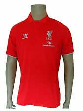 Liverpool Training Polo Red  Size Large  WSTM413 (Reduced)