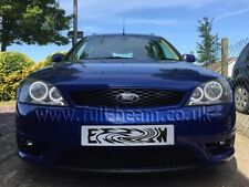 Ford Mondeo MK3 COB SMD LED angel eyes headlight kit. ST220 Titanium X zetec UK