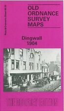 Mappa di dingwall 1904