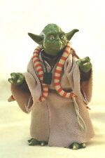 Custom ESB Jedi Robe with hood for Yoda Star Wars 6 inch Black Series NO FIGURE