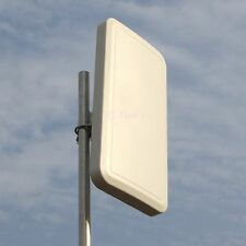 Long Range 18dBi 2.4GHz wifi Wlan Wireless Panel Antenna N Female AMXW-2400-18A