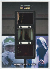 Star Wars Jedi Legacy TFR-3 Triple Film Cel Relic Card Luke Skywalker