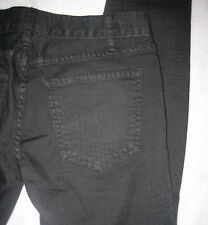 NWT Current Elliott Jeans Gray Snake Print Skinny Sample 27