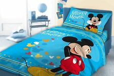 Disney Mickey Mouse Baby Bettwäsche  40 x 60 cm + 100 x 135 cm