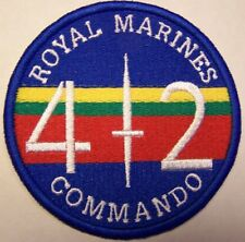 Britain British Royal Marines 42 Commando Sleeve Patch