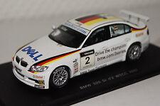 BMW 320 Si WTCC 2007 #2 J.Müller 1:43 Spark neu & OVP S0404