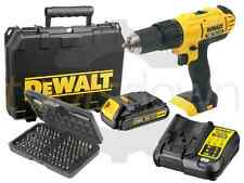 DeWALT 18V DCD776 Cordless Combi Drill XR with 1 Battery, Charger & Carry Case