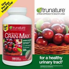 trunature CRAN-MAX Cranberry 500 mg., 180 Veggie Capsules