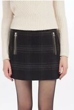 Maje Wool 'Dido' Skirt 40, RRP £175