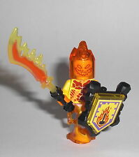 LEGO Nexo Knights - Ultimativer Flama - Figur Minifig Ritter Ultimate 70339