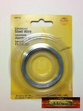 M00059 MOREZMORE 32 GA Steel Wire Sculpting Doll Figure Armature 100 ft A60