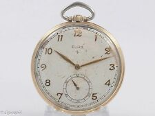 Elgin 10s Pocket Watch w/ 15j Cal. 546 Movement out of an Estate!