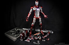 Hot Toys Marvel IRON MAN 2 MK5 MARK V MMS145