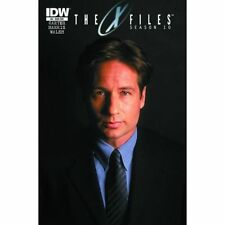 X-FILES SEASON 10  #8   NEW PRE ORDER  (13/1/2014)  SUBSCIPTION VARIANT
