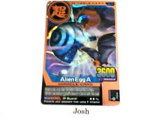 Animal Kaiser Original English Version Ver 6 Bronze Card (M071: Alien Egg A)
