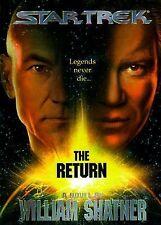 Star Trek Ser.: The Return by Judith Reeves-Stevens, William Shatner HARDCOVER