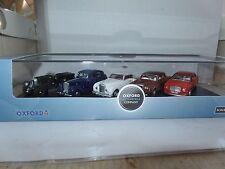 Oxford 76SET39 SET 39 1/76 OO 5 Bentley Cars Mk6 VI Continental Mulsanne